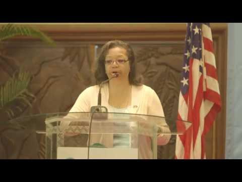 Ambassador Susan D. Page Remarks