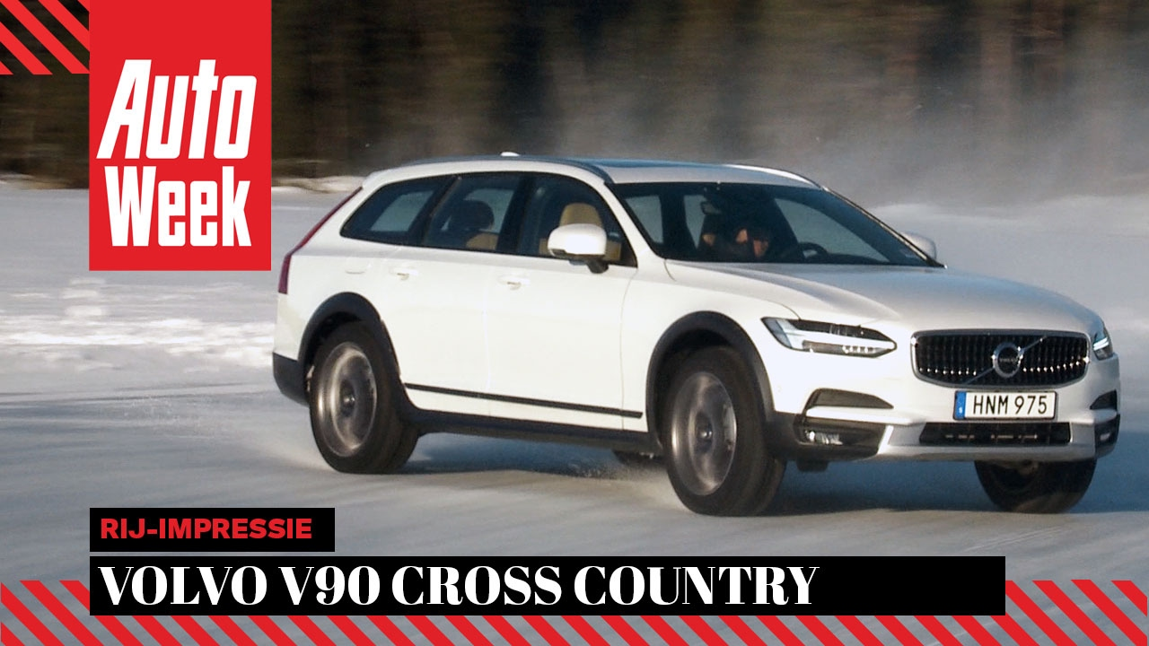 volvo v90 cross country autoweek review english subtitles youtube. Black Bedroom Furniture Sets. Home Design Ideas