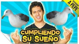 Cumpliendo el Sueño de Pepe | AYUDANDO A PEPE | QueParió! thumbnail