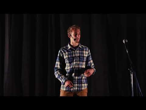 Live in the Moment: Delete Social Media | Ryan Thomas | TEDxAshburnSalon