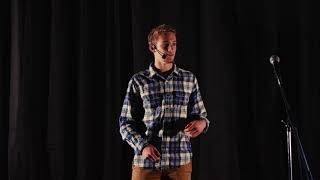 Live in the Moment: Delete Social Media | Ryan Thomas | TEDxAshburnSalon