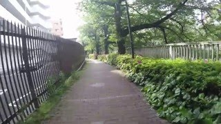 GoPro:Tokyo walk. 関口芭蕉庵01
