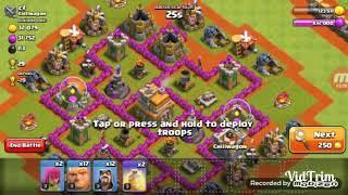 Mam nowe ustawienie wioski clash of clans odc. 3