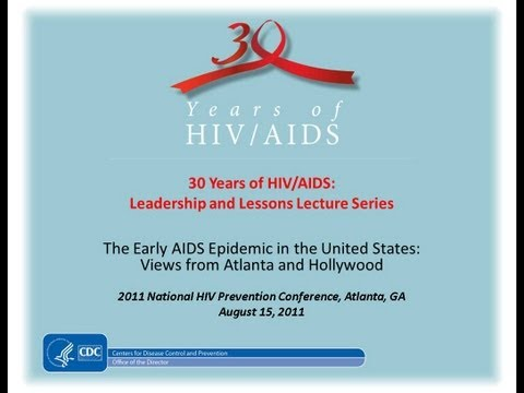 The Early AIDS Epidemic in the United States: Views from Atlanta and Hollywood