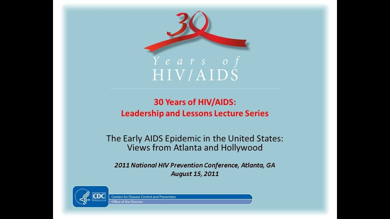 a history of the hivaids epidemic in the united states