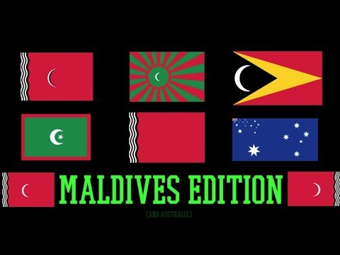 Redesigning Flags: Maldives Edition