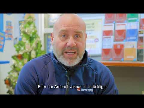Niklas Holmgren kommenterar stryktipset v.1