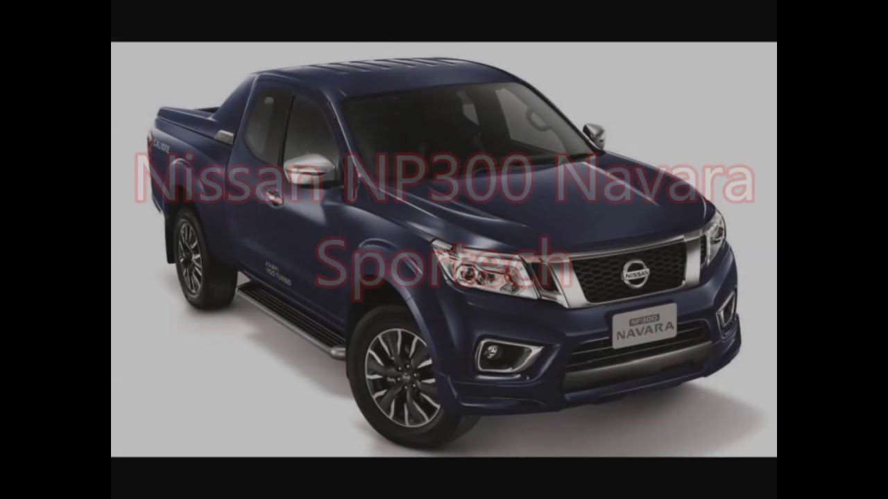 Nissan np300 navara sportech