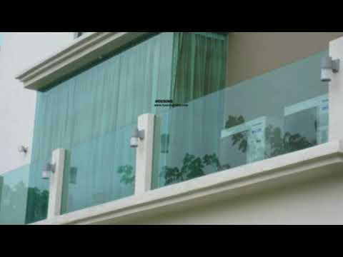 Balcony Railing Design With Glass।। All Items।।