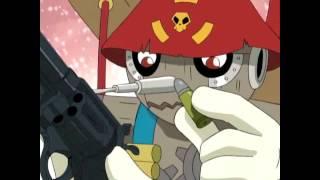 Digimon Adventure 01 - Puppetmon y su Magnum 44