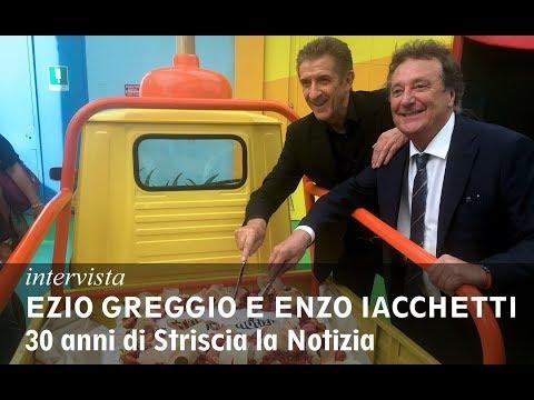Intervista a Greggio e Iacchetti, la coppia d'oro di Striscia la notizia