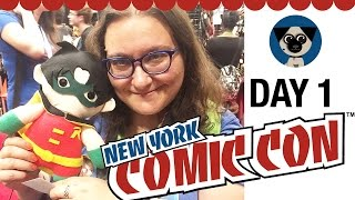 Ny Comic Con 2015: Day 1   Star Wars Rebels, Game Of Thrones Panels! Funko Fail!
