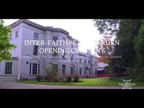 Peace Garden | Soho House Museum | Aston Vision