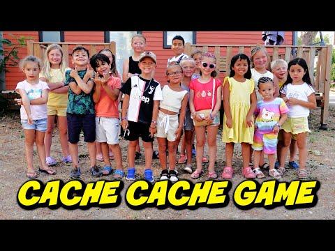 CACHE CACHE GAME avec des ABONNES ! Le TOP 3 a des CADEAUX !!!