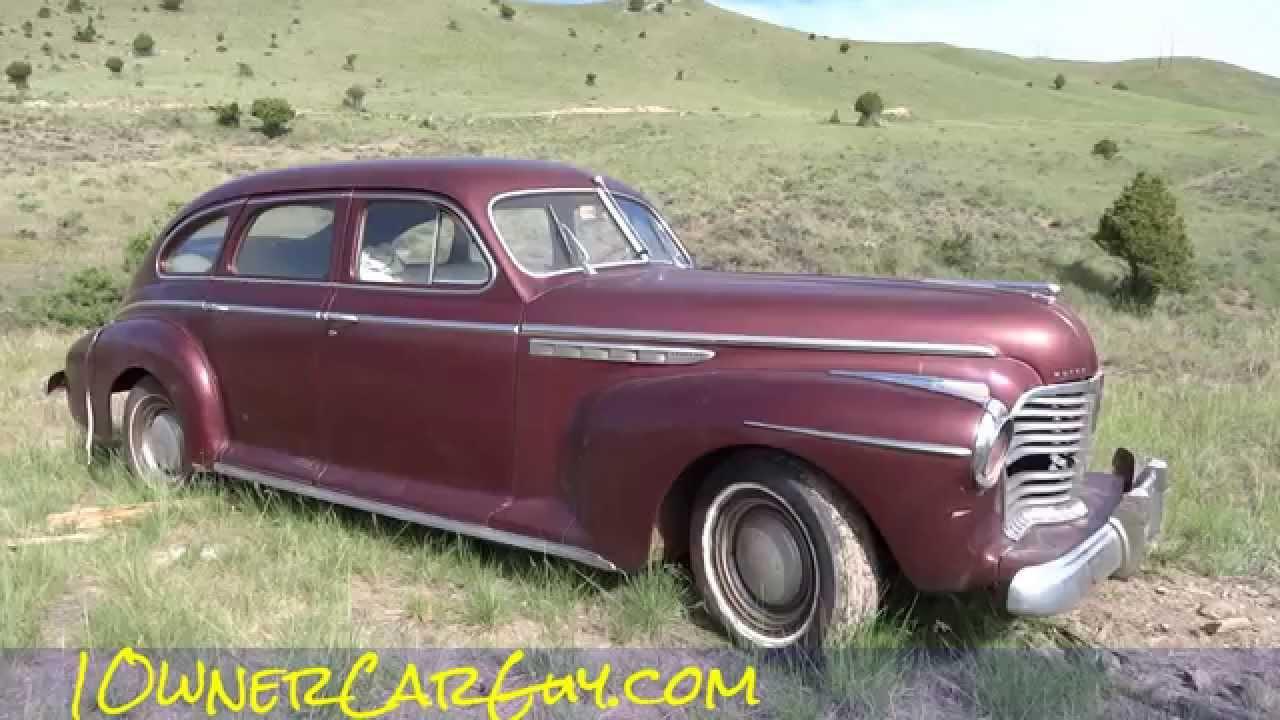 Lead Sled 41 Buick Eight Century Fireball 8 320 Oldtimer Classic Car