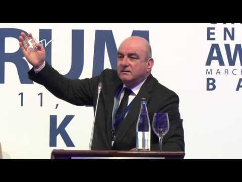 Cemal Yangin - Caspian Energy Forum - Baku 2015-eng