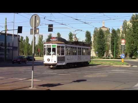 Rete tranviaria e Filobus di Milano Trams & Trolleybuses Milan Straßenbahn u. O-Bus in Mailand (2/2)