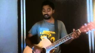 Download Hindi Video Songs - Udhungada Sangu Acousitc Guitar Cover - Vela illa pattathari