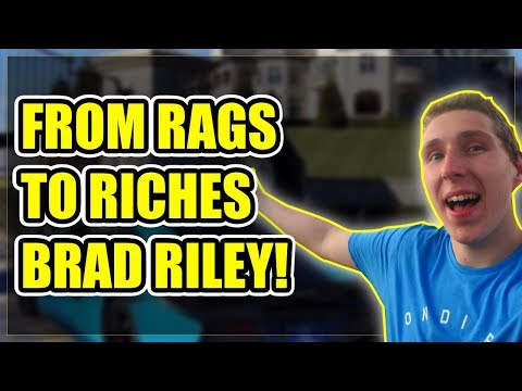 How He Went From In Debt To A 6 Figure Agency in 2018 - Interview With Brad Riley