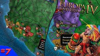 AGRESSIVE EXPANSION É APENAS UM NÚMERO! - Europa Universalis 4 #7 - (Gameplay/PC/PTBR) HD