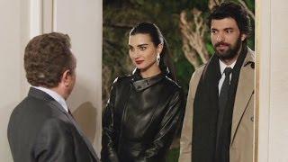Kara Par Aşk 5.Bölüm - Ömer, Elif'in aile dostu Tayyar'la tanışır