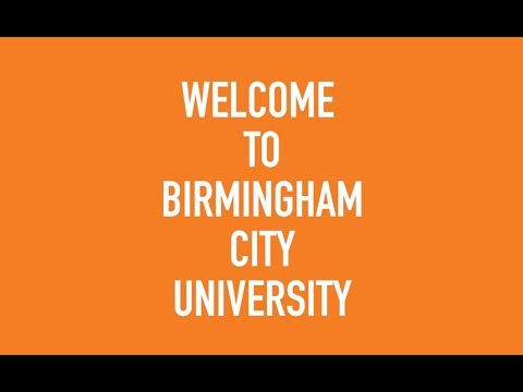 Birmingham City University Welcomes Its International Students