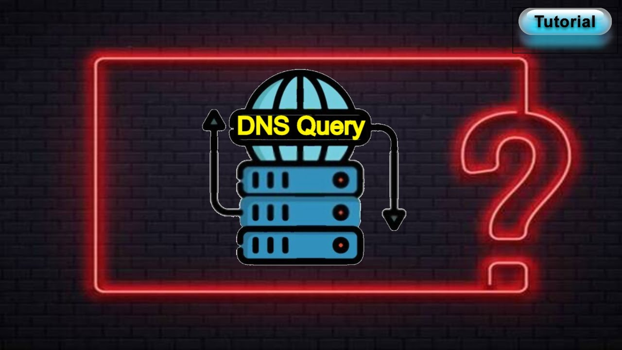 Dns - What Is Dns Query    Step By Step Explained With Examples