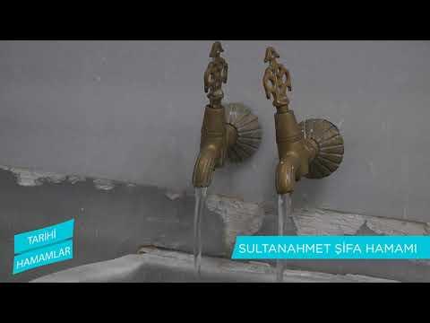 Tarihi Hamamlar | SULTANAHMET ŞİFA HAMAMI