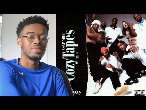 A$AP Mob - COZY TAPES VOL. 2: TOO COZY ALBUM REVIEW