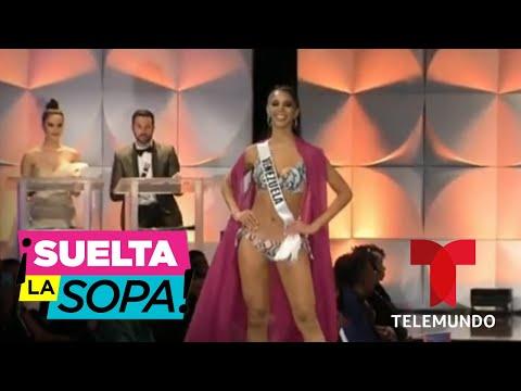 Miss Venezuela 2019, Thalia Olvino, ¿podrá lograr las expectativas en Miss Universo 2019?