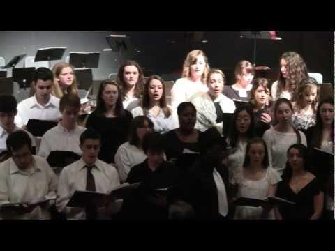 """The Little Drummer Boy"" by Davis/ Onorati/ Simeone (arr. McCarthy) performed by MHS Chorus"