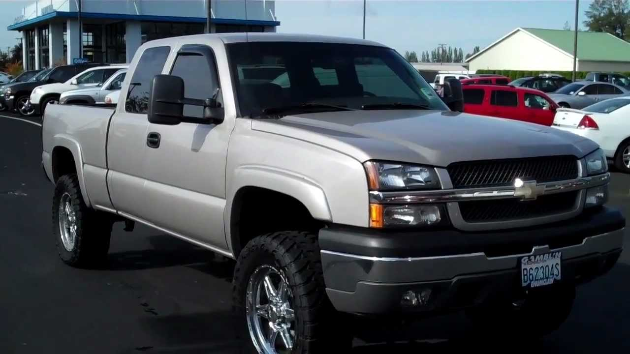 2004 chevrolet silverado 1500 z71 art gamblin motors tim smith 11459b youtube. Black Bedroom Furniture Sets. Home Design Ideas