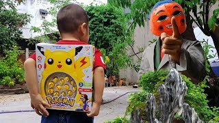 Let's Go Fishing Game Pokémon Toys For Kids – Đồ Chơi Câu Cá Pokemon Cho Bé ❤ ChiChi ToysReview TV ❤