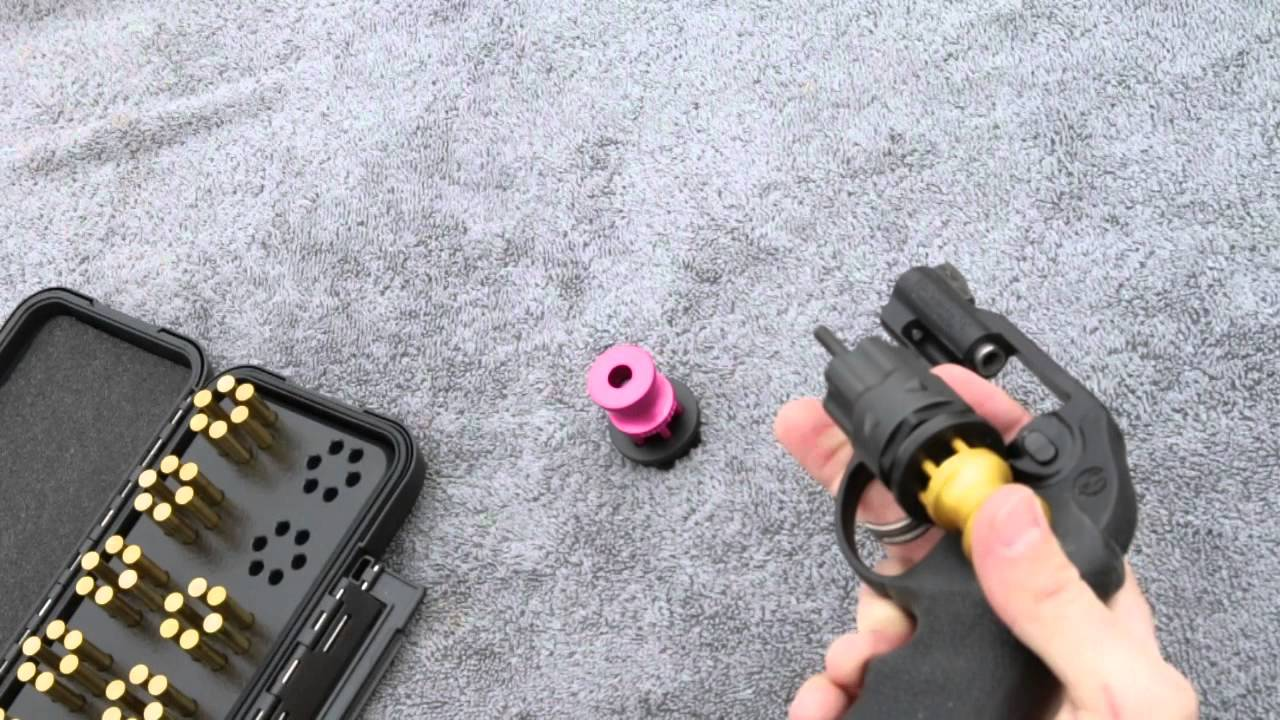 How To Use The Speed Beez Speed Loader With A 22 Magnum