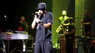 Jay-Z - Can I Live @ Staples Center Los Angeles 3-26-2010 BP3 Tour