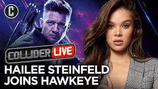 Hailee Steinfeld Offered Lead In Hawkeye Series - Collider Live #215