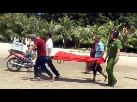 10 ni cô tắm biển ở Vũng Tàu, 2 người chết, 1 mất tích