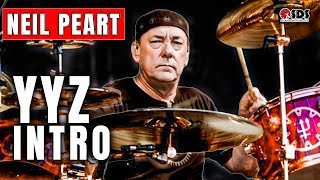 """Neil Peart """"YYZ"""" Intro Breakdown 