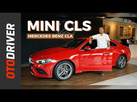 Mercedes-Benz CLA 2019   First Impression   OtoDriver
