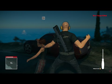 The Icon Kill Everyone Challenge - Hitman 2016