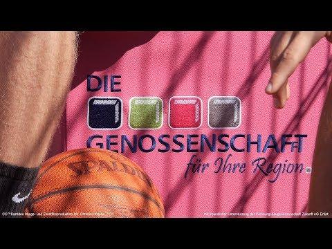 BCE Streetball Cup 2017 - WBG Zukunft eG - Basketball Club Erfurt - Karrideo Imagefilm Weiße