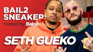 SETH GUEKO - Bail 2 Sneakers
