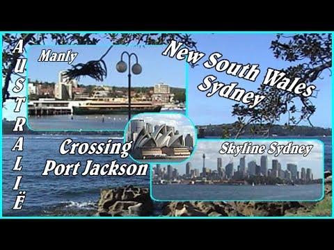Australië - Crossing Port Jackson (NSW-Sydney)