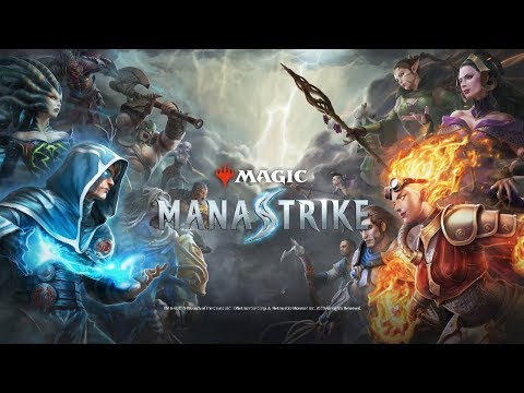 Magic: ManaStrike (Android APK) - Strategy Gameplay