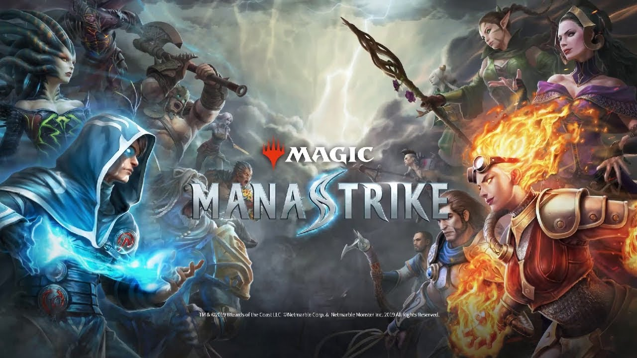 Magic: ManaStrike (Android APK) – Strategy Gameplay  #Smartphone #Android