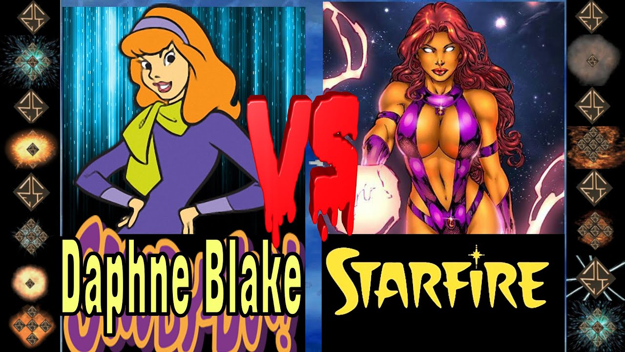 Download Daphne (Scooby Doo) vs Starfire (DC Comics) - Ultimate Mugen Fight 2016