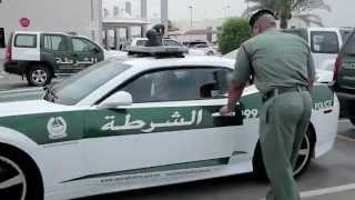 Dubai Police Force | Luxury Police Fleet