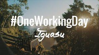 One working day in Iguasu