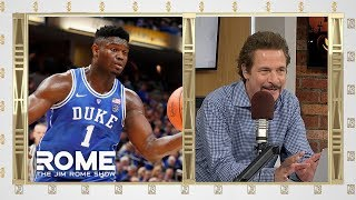 Zion Williamson Shines in Debut | Jim Rome Show