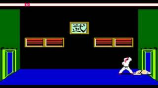 Karateka Walkthrough